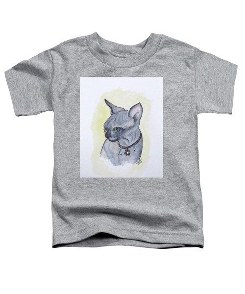 Else The Sphynx Kitten Toddler T-Shirt
