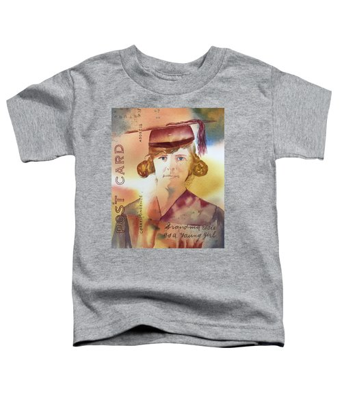 Elsie Circa 1915 Toddler T-Shirt