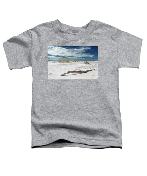 Emerald Coast Beauty Toddler T-Shirt