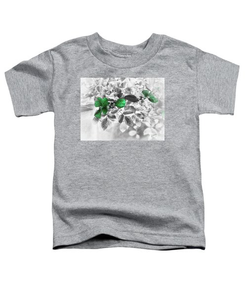 Emerald Green Of Ireland Toddler T-Shirt