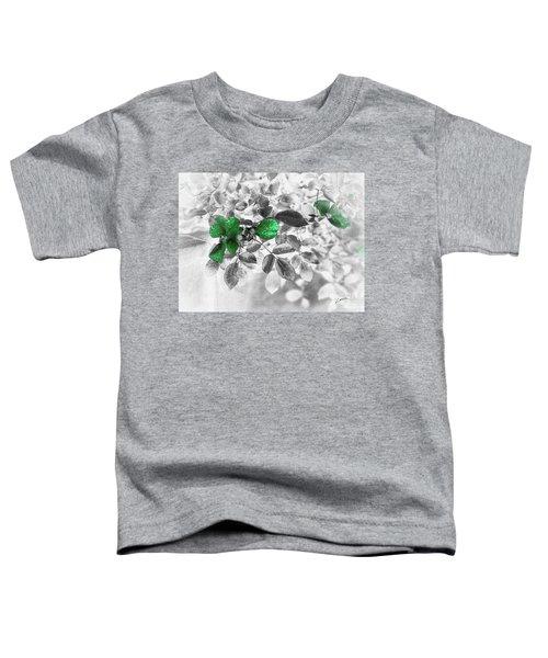 Emerald Green Of Ireland Toddler T-Shirt