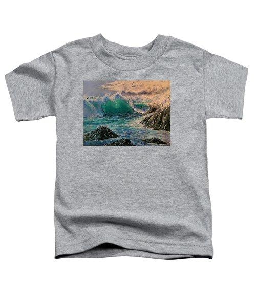 Emerald Sea Toddler T-Shirt