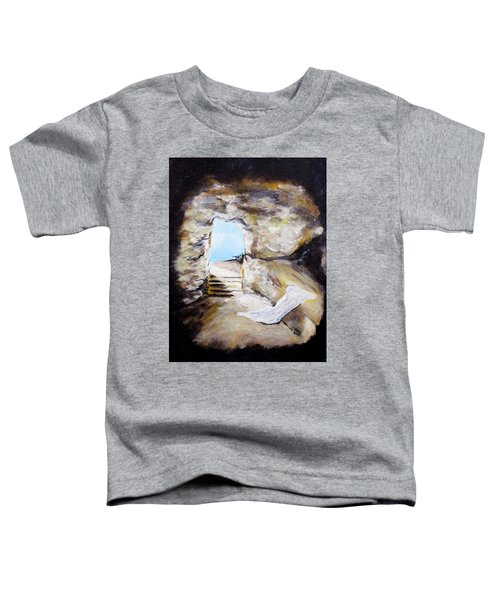Empty Burial Tomb Toddler T-Shirt