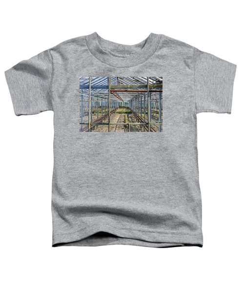 Empty Greenhouse Toddler T-Shirt