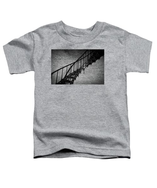 Enchanted Staircase II - Currituck Lighthouse Toddler T-Shirt