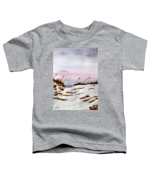 End Of A Perfect Day Toddler T-Shirt