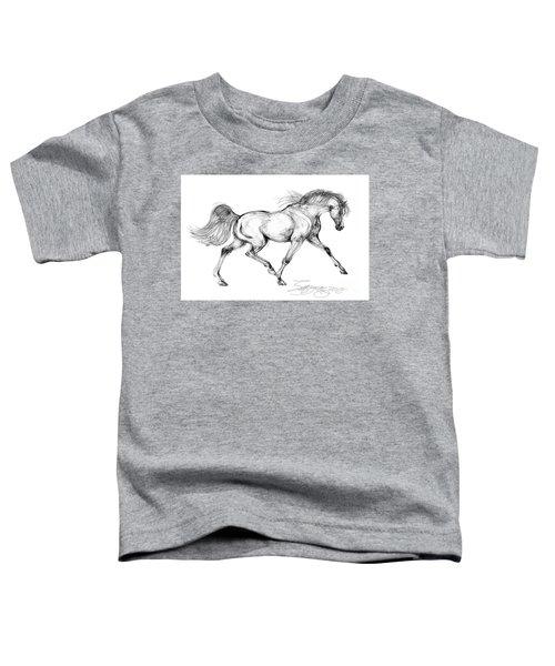 Endurance Horse Toddler T-Shirt