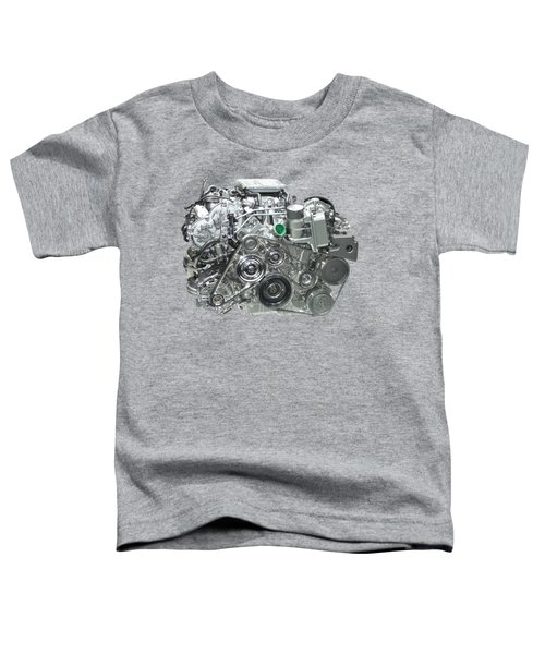 Engine Toddler T-Shirt