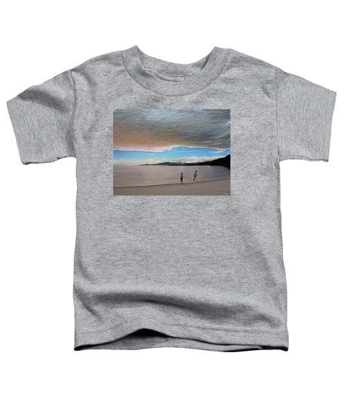 English Bay Vancouver Toddler T-Shirt
