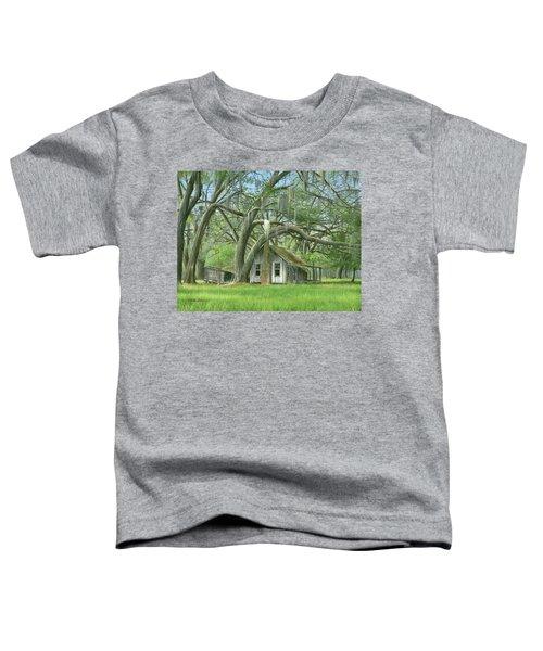 English Eddie Oaks  Toddler T-Shirt