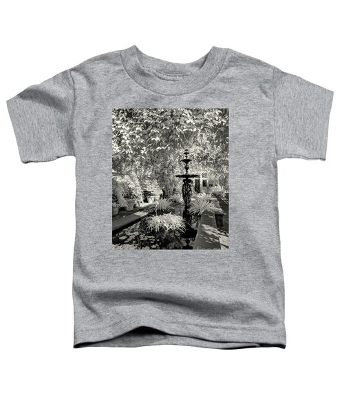 Enid A. Haupt Conservatory Toddler T-Shirt