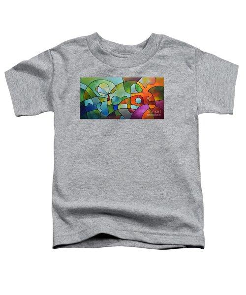 Equanimity Toddler T-Shirt