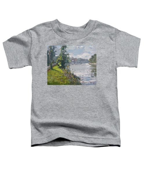Erie Canal Toddler T-Shirt