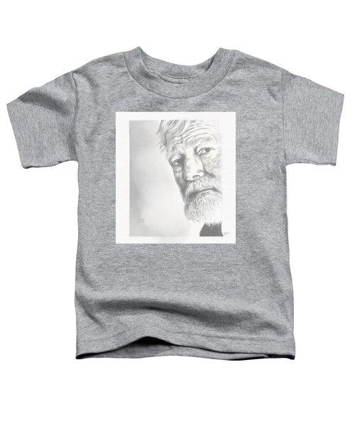 Ernest Hemingway Toddler T-Shirt