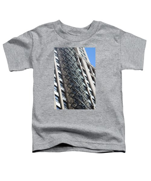 Escaping A Chicago Brownstone Toddler T-Shirt