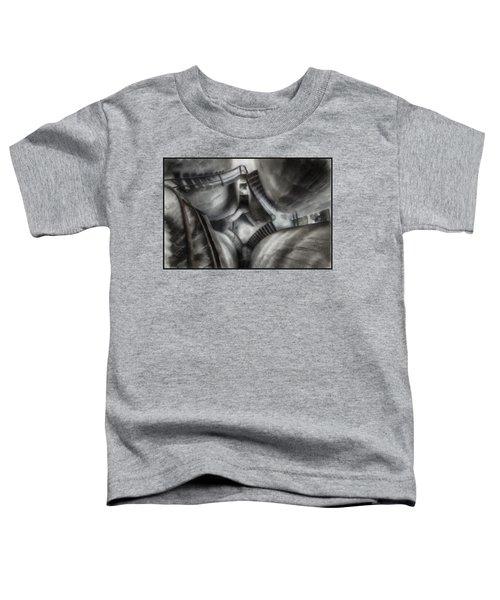 Escher Stairwell Toddler T-Shirt