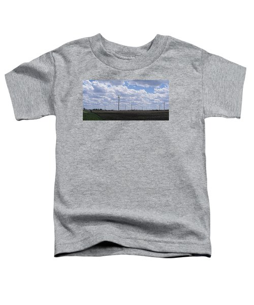 Etched In Stone Toddler T-Shirt