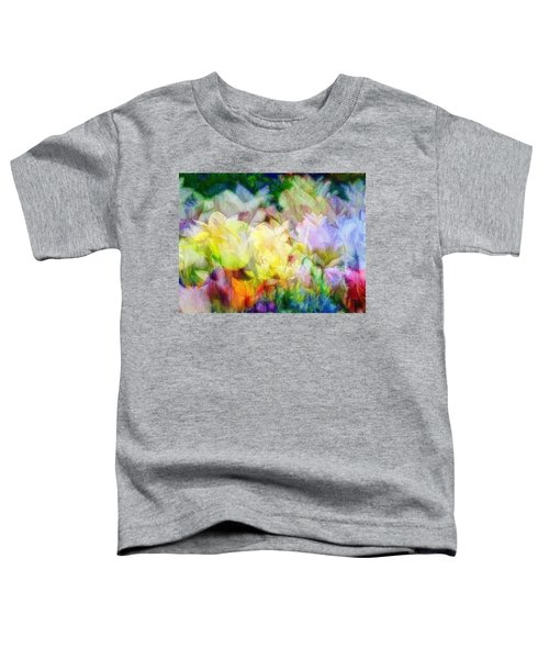 Ethereal Flowers Toddler T-Shirt