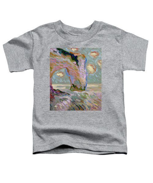 Etretat -1 Toddler T-Shirt