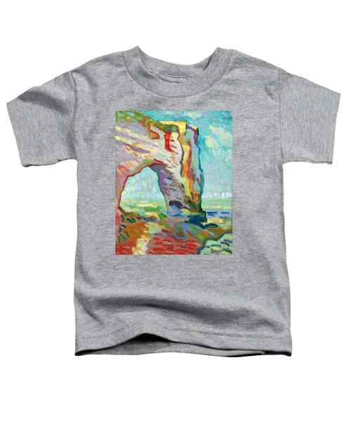 Etretat  Toddler T-Shirt