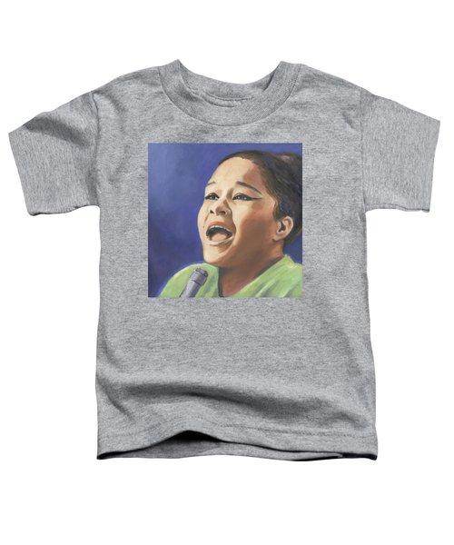 Etta James Toddler T-Shirt