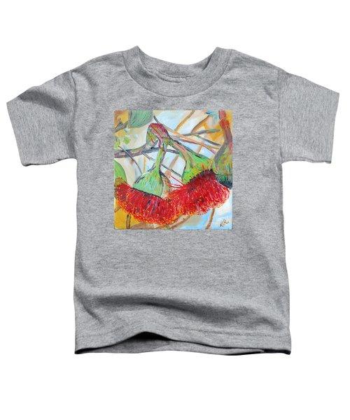 Eucalyptus Flowers Toddler T-Shirt