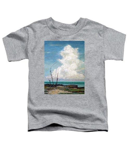 Evening Cloud Toddler T-Shirt