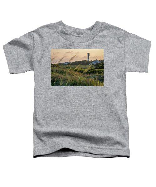 Evening Light Sullivan's Island Toddler T-Shirt