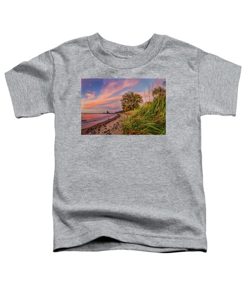 Evening Sunset Toddler T-Shirt