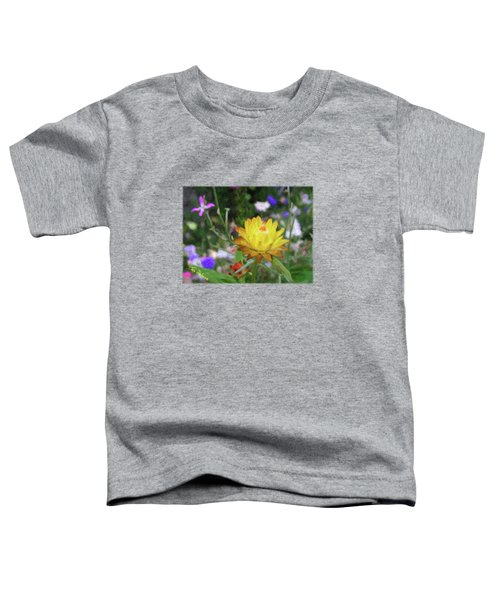 Everlasting Flower Toddler T-Shirt
