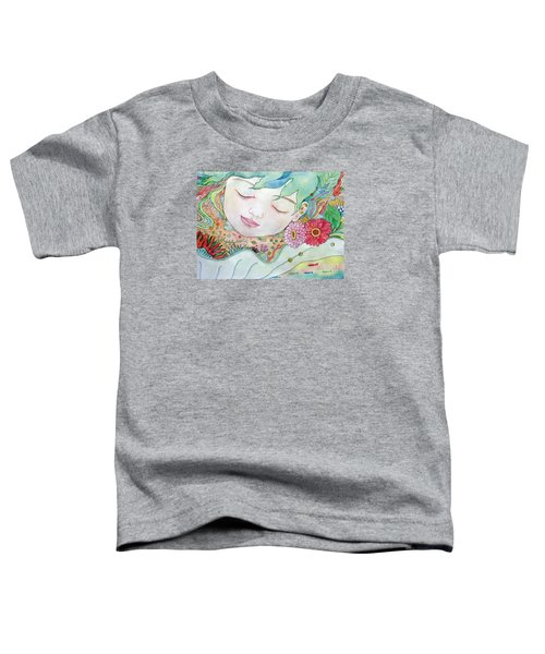 Everything Is A Child Of The Earth Toddler T-Shirt