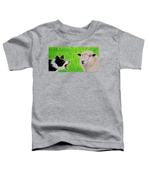 Ewe Talk'in To Me? Toddler T-Shirt