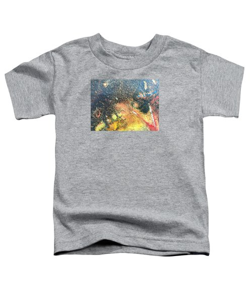 Explosive Sunrise Toddler T-Shirt