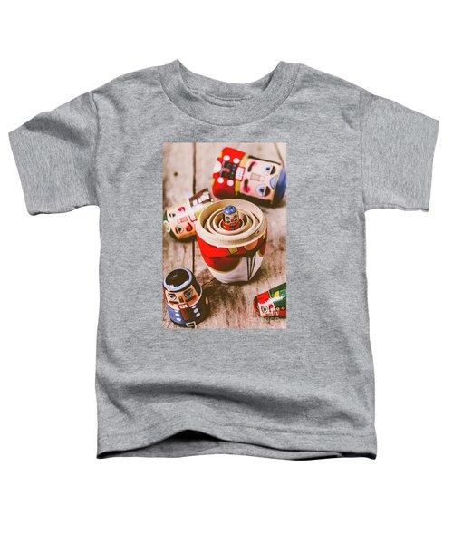 Exposing The Controller Toddler T-Shirt