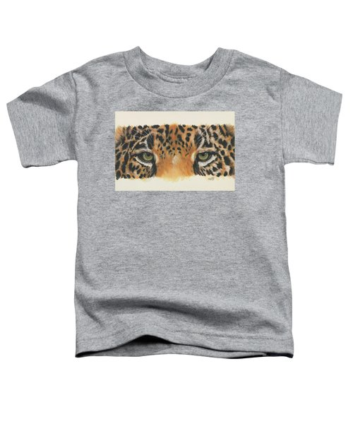 Jaguar Gaze Toddler T-Shirt