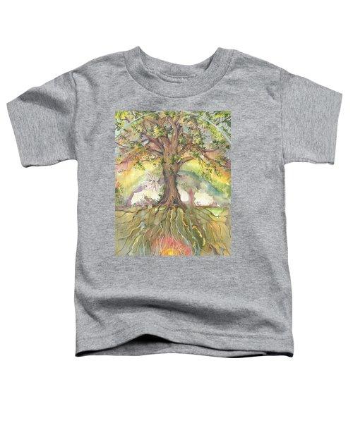 Eye See My Healing Tree Toddler T-Shirt