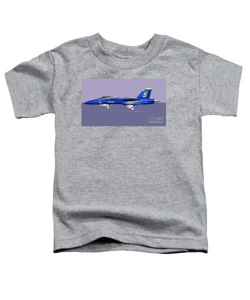 F18 Super Hornet Toddler T-Shirt