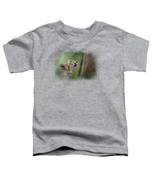 Facing Challenges Toddler T-Shirt by Jai Johnson