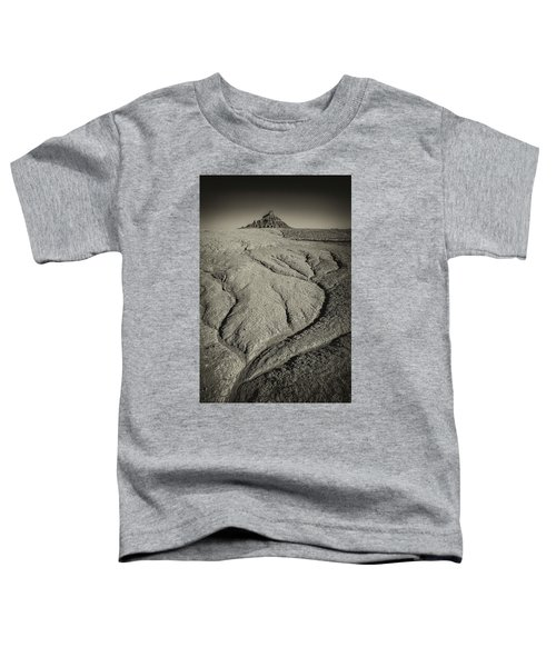 Toddler T-Shirt featuring the photograph Factory Butte2 by Whit Richardson