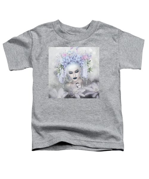 Faded Blooms Toddler T-Shirt