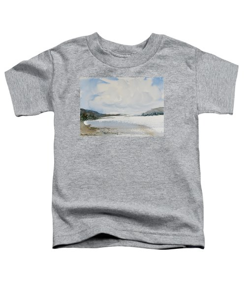 Fair Weather Or Foul? Toddler T-Shirt