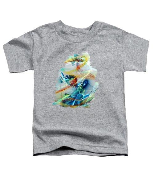 Fairy Tale Toddler T-Shirt by Anastasiya Malakhova