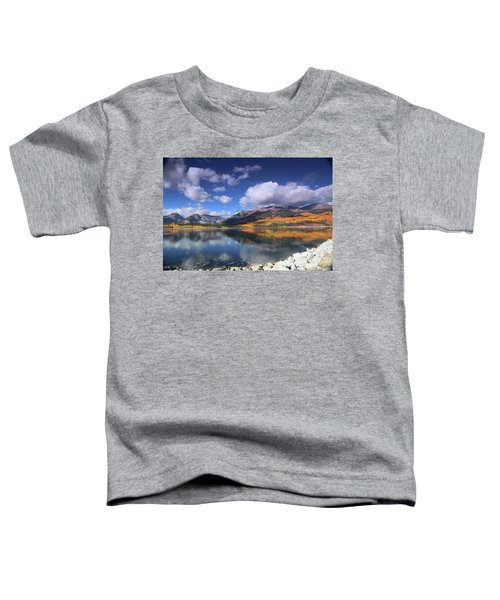 Fall At Twin Lakes Toddler T-Shirt