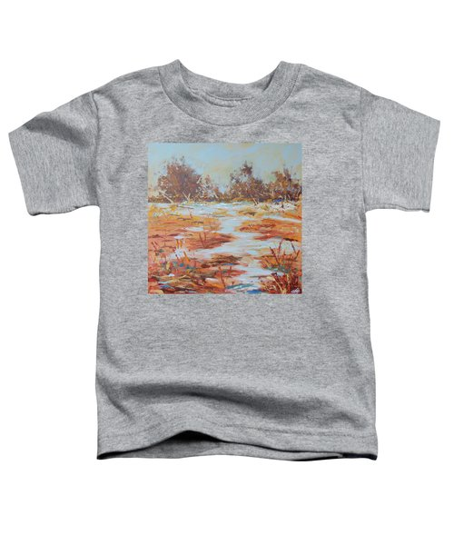 Fall In Provence Toddler T-Shirt