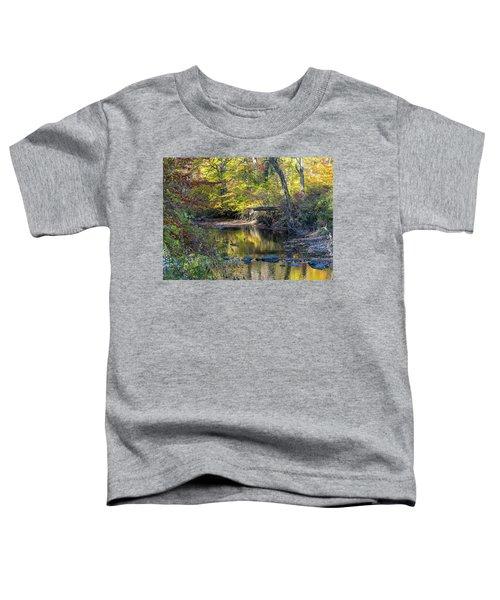 Fall Morning Toddler T-Shirt
