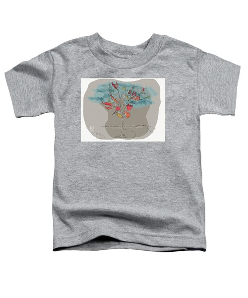 Fall To Peaces Toddler T-Shirt