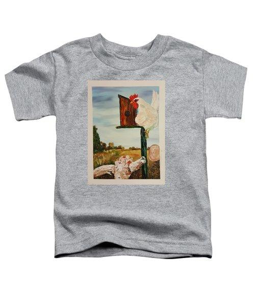Fallen Egg 21 Toddler T-Shirt