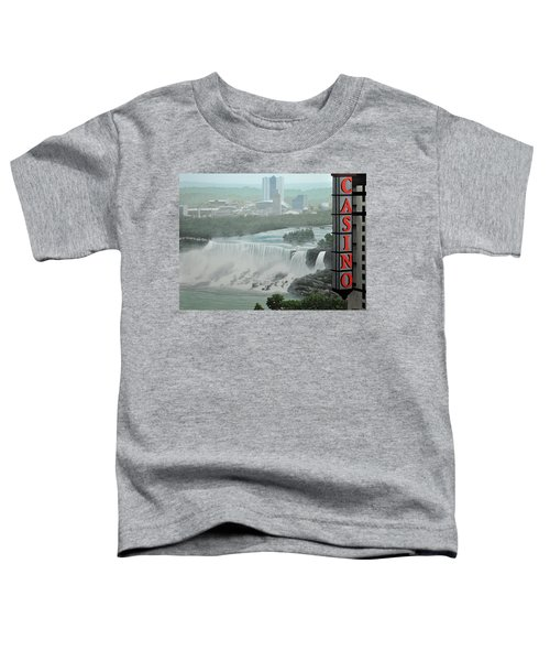 Falls View Toddler T-Shirt