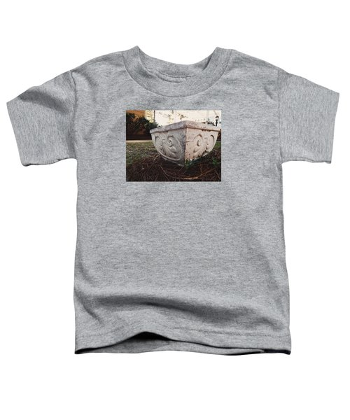 Fancy Pottery Toddler T-Shirt by Shelby Boyle