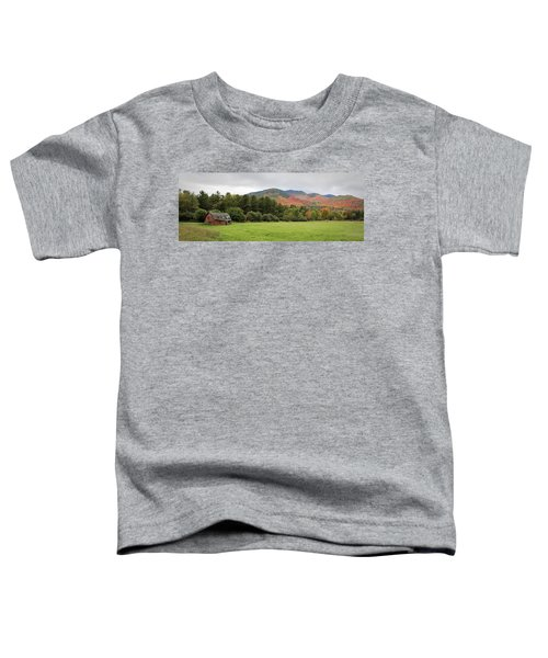 Farewell Red Barn Toddler T-Shirt